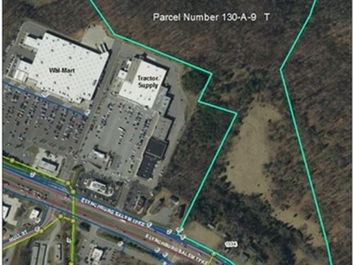 Auction Prime Commercial Property : Bedford : Virginia Beach City County : Virginia