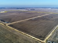 Land Auction In Jasper Co., Indiana : Demotte : Jasper County : Indiana