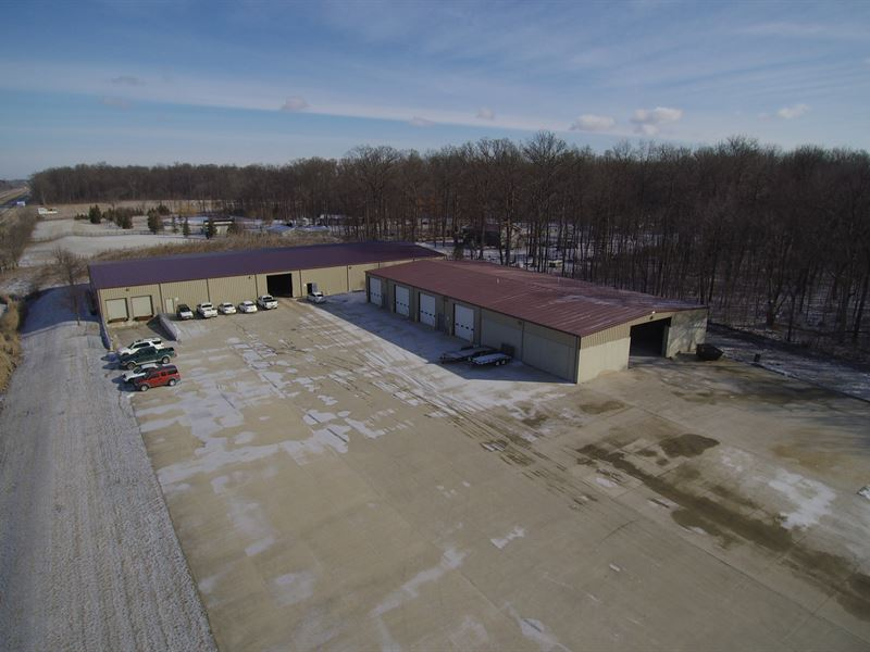Commercial Multi- Property : Marion : Marion County : Ohio