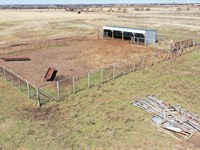 160 Acres Grassland & Ponds : Blackwell : Kay County : Oklahoma