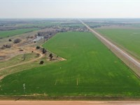 116.30 Acres Cropland : Ringwood : Major County : Oklahoma