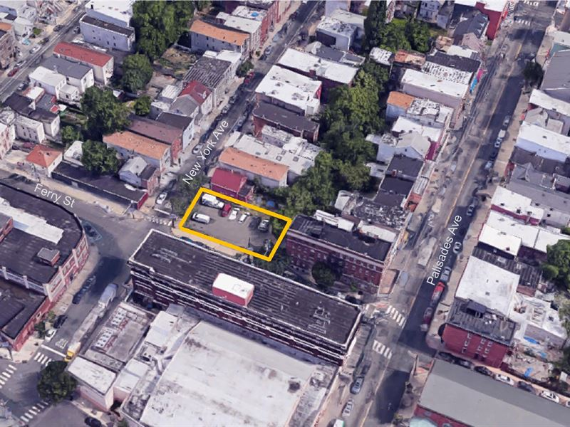 Development Site For 9+/- Units : Jersey City : Hudson County : New Jersey