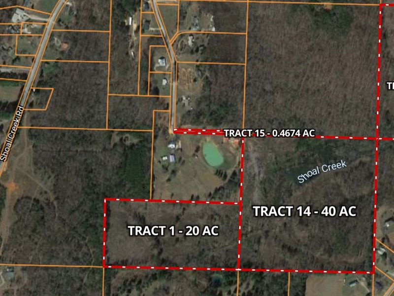 Court Ordered Auction, Estate : Decatur : Morgan County : Alabama