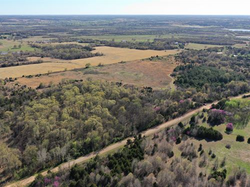 80 Acres Grass & Recreation : Chandler : Lincoln County : Oklahoma