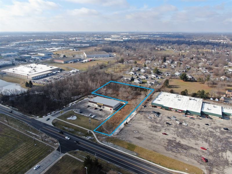 Absolute $1 Auction, 2.26 Acres : Indianapolis : Marion County : Indiana