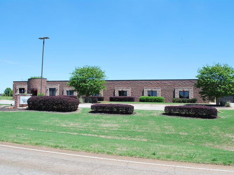 Commercial Property Auction : Thomaston : Upson County : Georgia