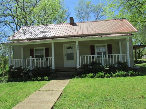 1243 1st Ave MT Pleasant TN Auction : Mount Pleasant : Maury County : Tennessee