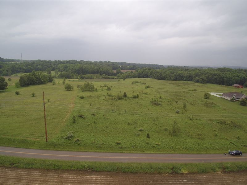 Estate Vacant Land, 11.5 Acres MT : Mount Vernon : Knox County : Ohio