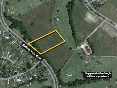 Land, Approx 3Ac Lot : Montgomery : Alabama