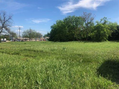 Residential Multi Family Zoned Lot : Killeen : Bell County : Texas