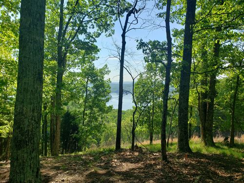 1.57 Acre Building Lot, Lake Views : Mooresburg : Hawkins County : Tennessee