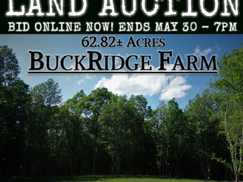 Buckridge Farm : Ridgeway : Fairfield County : South Carolina