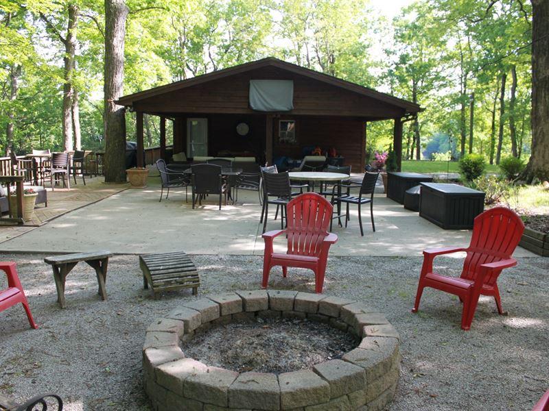 Waterfront Lake Home Lots : Scottsville : Allen County : Kentucky