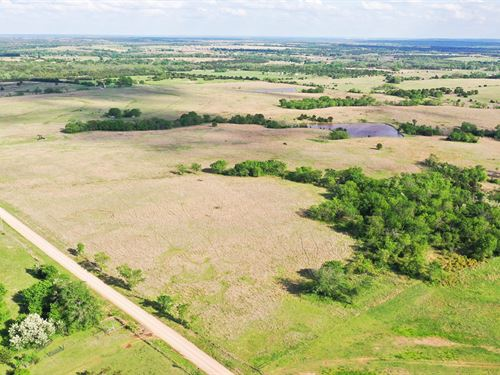 299 Offered In Two Tracts : Glencoe : Payne County : Oklahoma