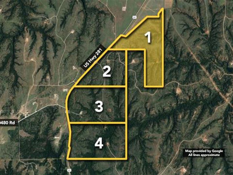 Big Whitetail Potential, The Are : Chester : Major County : Oklahoma