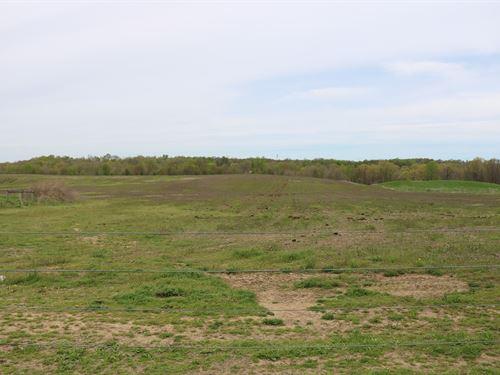 Grain & Livestock Farm : Zanesville : Muskingum County : Ohio