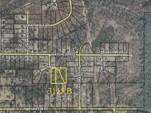 3 Residential Lots : Macon : Bibb County : Georgia