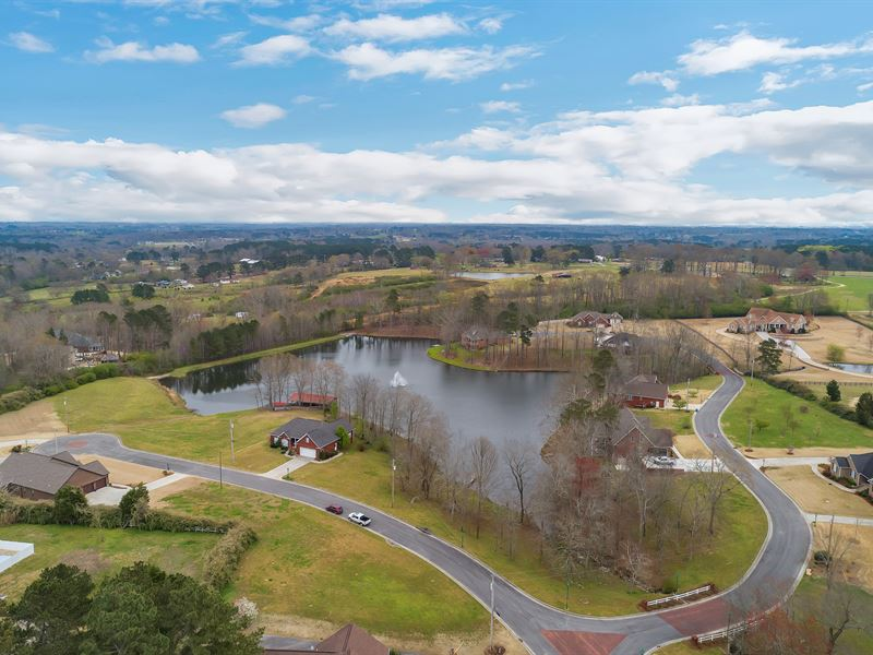 Auction, 11 Waterfront / View Lots : Boaz : Marshall County : Alabama