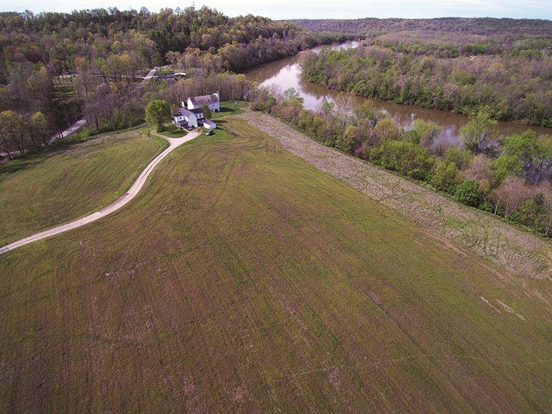 Multi-Tract Real Estate Auction : Zanesville : Muskingum County : Ohio