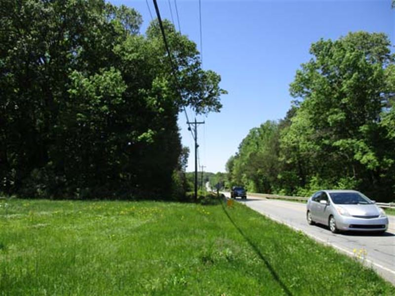 Residential Lot : Sherrills : Catawba County : North Carolina
