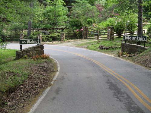 Mountain View Residential Lot : Ellijay : Gilmer County : Georgia