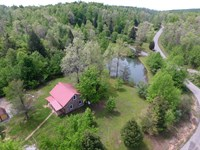 Home & Pond : Monterey : Putnam County : Tennessee