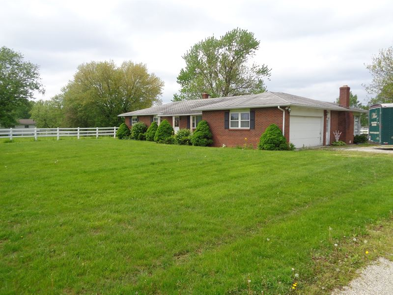 Equestrian Property Real Estate : Westerville : Delaware County : Ohio