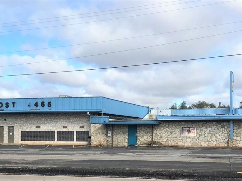 16,000 Sq, ft Commercial Building : Clinton : Custer County : Oklahoma
