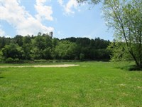 Waterfront Lot New River Galax VA : Galax : Grayson County : Virginia