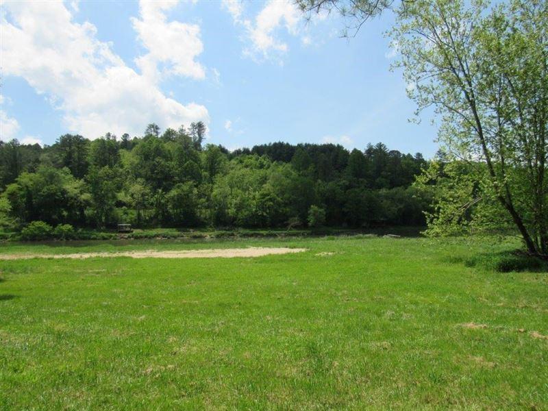 Waterfront Lot New River Galax VA : Galax : Grayson County : Virginia