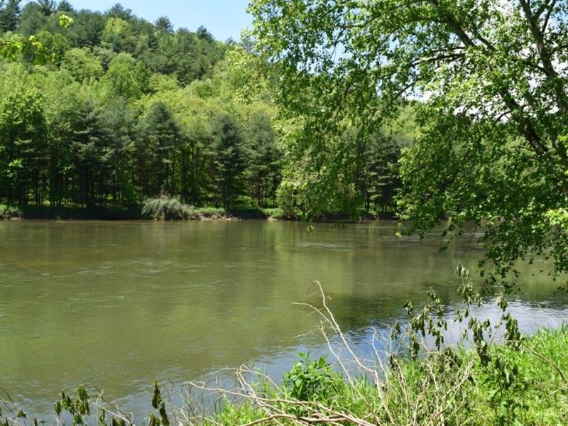Recreational Fishing Retreat Galax : Galax : Grayson County : Virginia