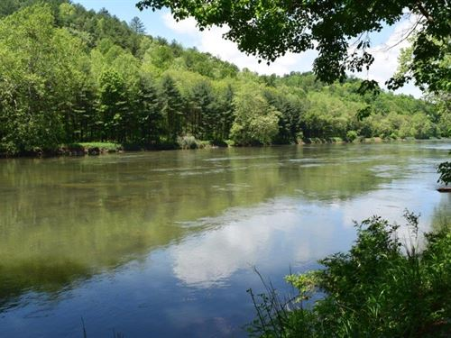 VA Recreational Retreat Auction : Galax : Grayson County : Virginia