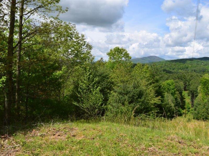 Recreational Land Galax VA Auction : Galax : Grayson County : Virginia