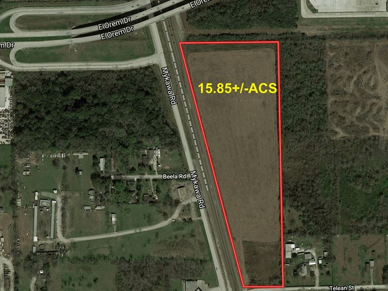Online Land Auction : Houston : Harris County : Texas