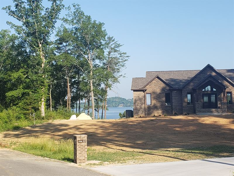 Lake View Lot In Dandridge : Dandridge : Jefferson County : Tennessee
