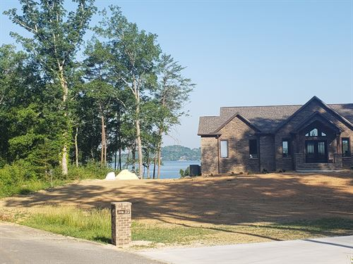 Lake View Lot In Dandridge : Dandridge : Jefferson County : Tennessee
