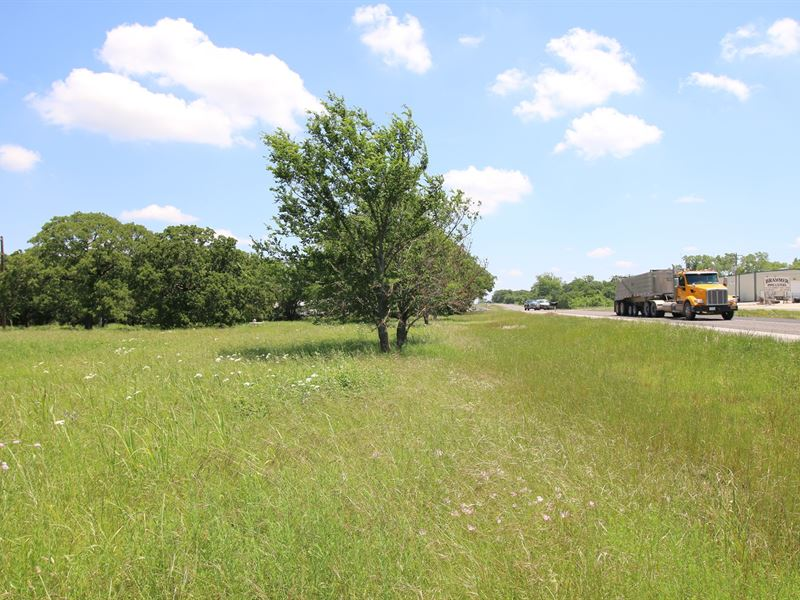 Gainesville Land Commercial : Gainesville : Cooke County : Texas