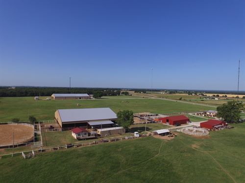 Ok & Tx Multi-Property Auction : Marietta : Love County : Oklahoma