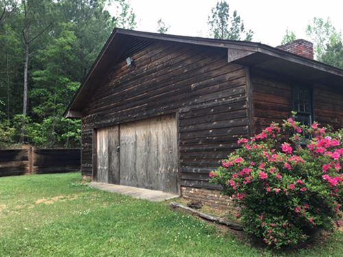 3Br 2Ba 1,589 sf 1-Story Sing : Moundville : Hale County : Alabama