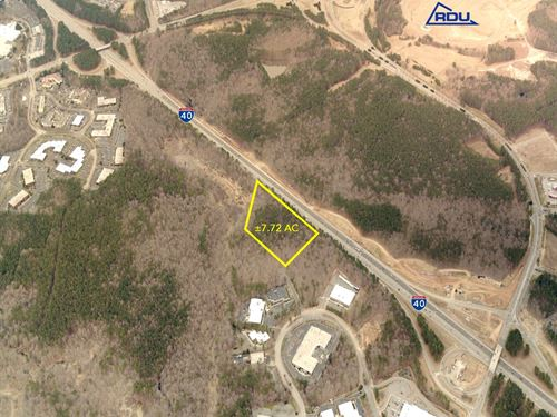 7.72 Acres, Bidding Starts At $1 : Morrisville : Wake County : North Carolina