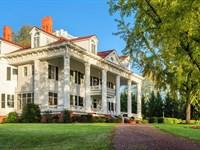 Twelve Oaks, Gone With The Wind : Covington : Newton County : Georgia