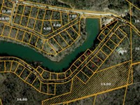 4 Residential Lots 2 Lakefront : Grandview : Cumberland County : Tennessee
