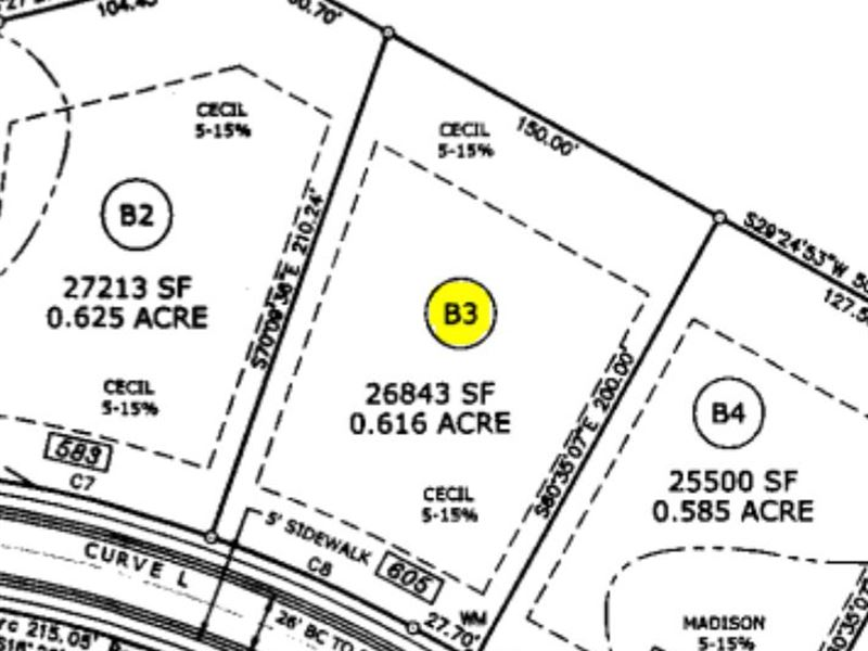Residential Lot : Commerce : Jackson County : Georgia