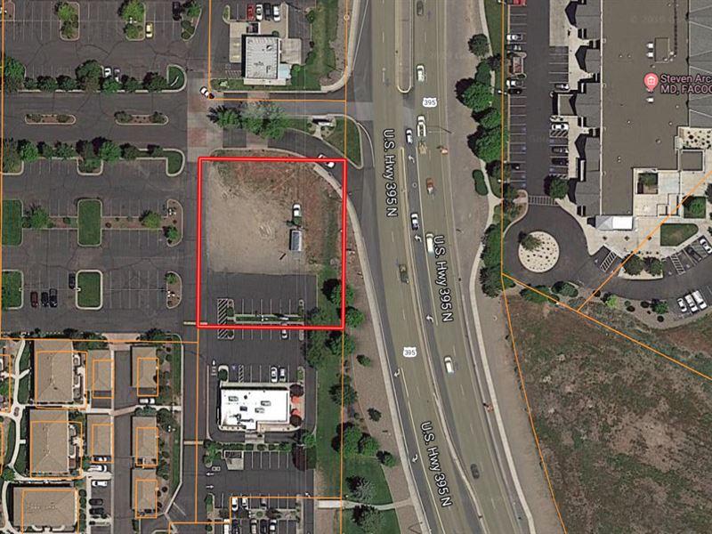 Commercial Lot/Development : Minden : Douglas County : Nevada