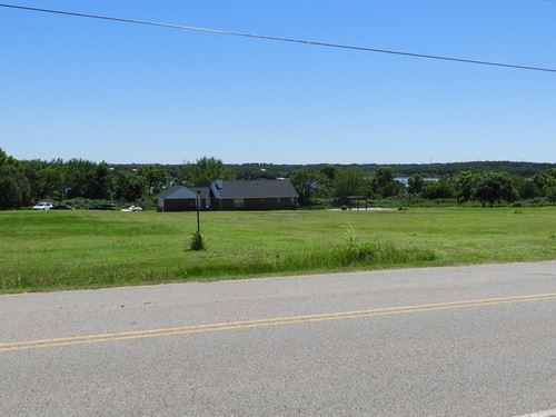 No Reserve Lake Area Auction : Chandler : Lincoln County : Oklahoma