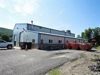 Truck Shop And Acreage Auction : Covington : Tioga County : Pennsylvania