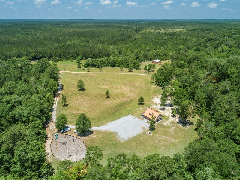 MS Recreation Property : Perkinston : Stone County : Mississippi