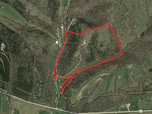 50+/- Acres Of Agricultural/Recreat : Lawrenceburg : Anderson County : Kentucky