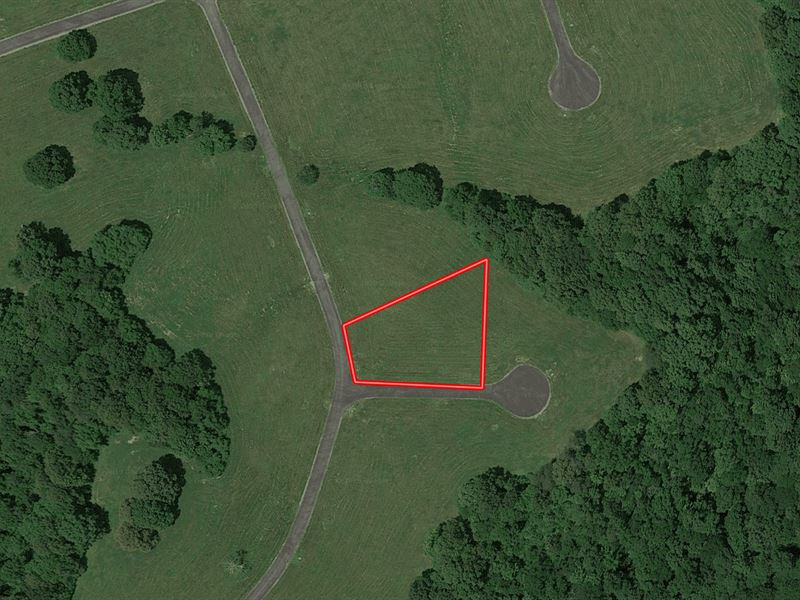 Custom Home Site In Gated Community : Russell Springs : Russell County : Kentucky