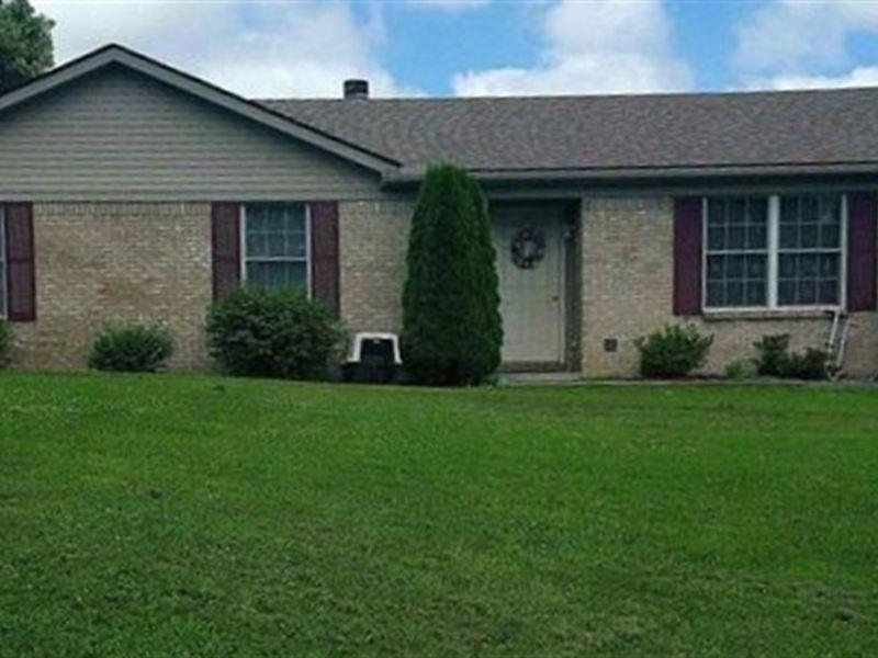 3 Bedroom, 2 Bath Sf Home : Corinth : Grant County : Kentucky